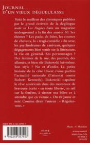 Journal D Un Vieux Dégueulasse : journal, vieux, dégueulasse, Journal, Vieux, Dégueulasse, Charles, Bukowski