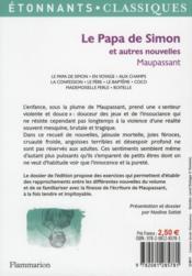 Le Papa De Simon Maupassant Résumé : simon, maupassant, résumé, Simon, Autres, Nouvelles, Maupassant, ACHETER, OCCASION, 24/08/2012