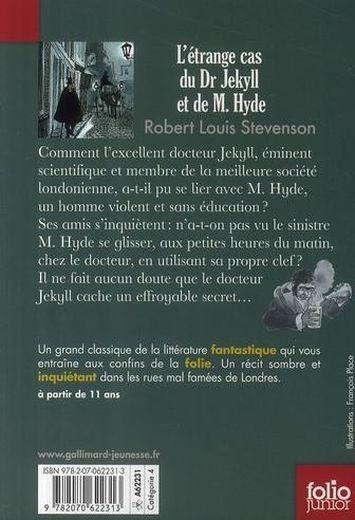 L'étrange Cas Du Docteur Jekyll Et De M. Hyde : l'étrange, docteur, jekyll, L'étrange, Jekyll, Livre, France, Loisirs