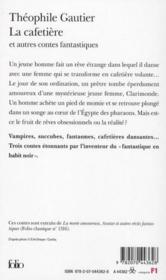 La Cafetière Théophile Gautier 4eme : cafetière, théophile, gautier, Cafetière, Autres, Contes, Fantastiques, Théophile, Gautier