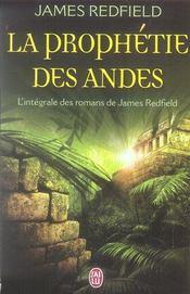 La Prophétie Des Andes 2006 : prophétie, andes, Prophétie, Andes, Intégrale, James, Redfield