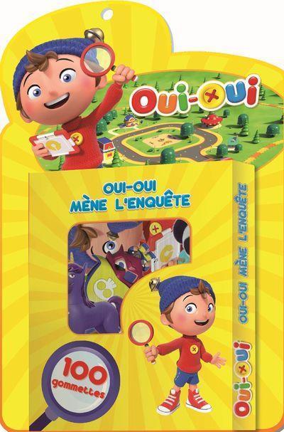 Oui Oui Mene L Enquete : enquete, Oui-Oui, Mène, L'enquête, Gommettes, Belgique, Loisirs