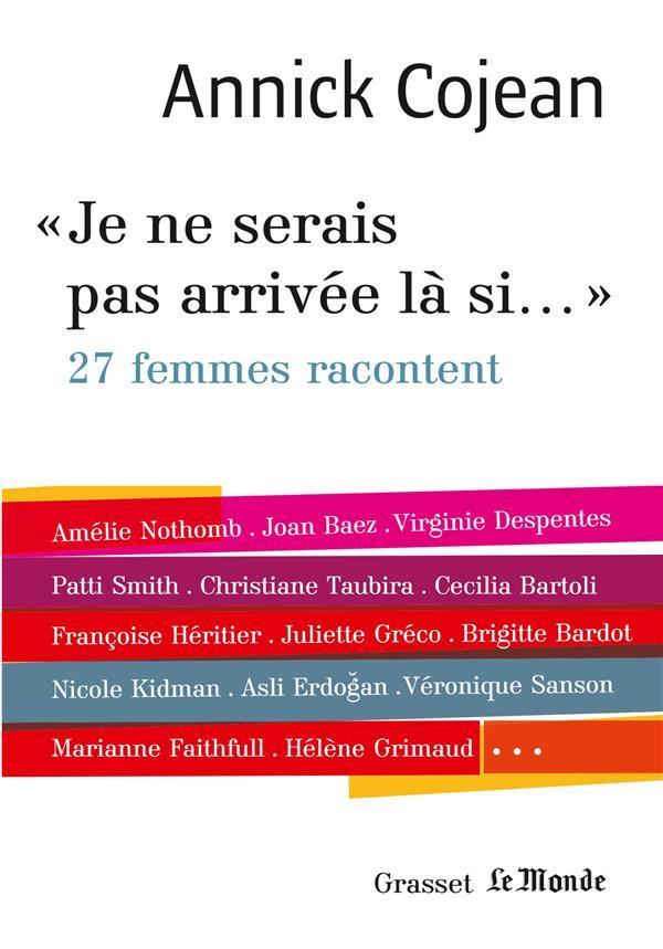 Je Ne Serai Pas Là : serai, Conversation, French, Journalist, Author, Annick, Cojean, Alliance, Française, Blanc, Rouge