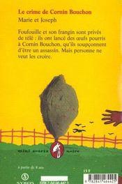 Le Crime De Cornin Bouchon : crime, cornin, bouchon, Crime, Cornin, Bouchon, Marie, Joseph