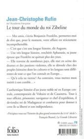 Le Tour Du Monde Du Roi Zibeline : monde, zibeline, Monde, Zibeline, Jean-Christophe, Rufin