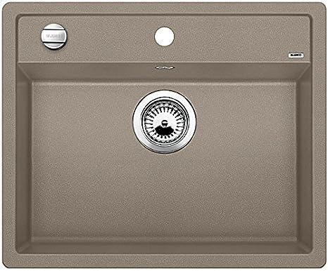 kitchen sink amazon aid hand mixers blanco 铂浪高dalago 6 厨房水槽 silgranit puradur 巧克力色 单槽