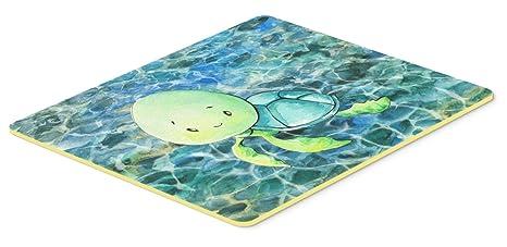 amazon kitchen mat grohe concetto faucet caroline s treasures bb8525cmt 海龟厨房垫 20hx30w 多色 厨具 亚马逊