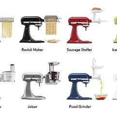Kitchen Aid Service How To Build Your Own Cabinets 你的厨房还缺一件万能厨师机 虽然摆在厨房立刻让科技指数爆表 但其原理很简单 电机发力 带动齿轮实现高效的搅拌效果 揉制面团 擀压面条 绞肉切菜 榨汁取液 都用得到它