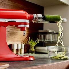 Kitchen Aid Pasta Faucet Sale 你的厨房还缺一件万能厨师机 厨房援助面食