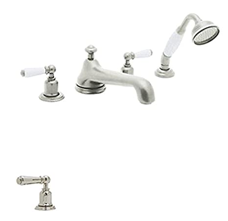 rohl kitchen faucet remodel calculator a 1411 u 3737l perrin 和rowe 罗马浴缸水龙头和单速手持花洒a 罗马浴缸水龙头和单速手持