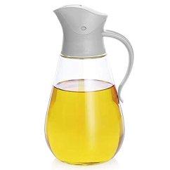 Oil Dispenser Kitchen Faucets On Sale Home Depot 橄榄油分配器 烹饪容器瓶 玻璃防滴 厨房油分配器瓶 醋瓶 烧烤水手
