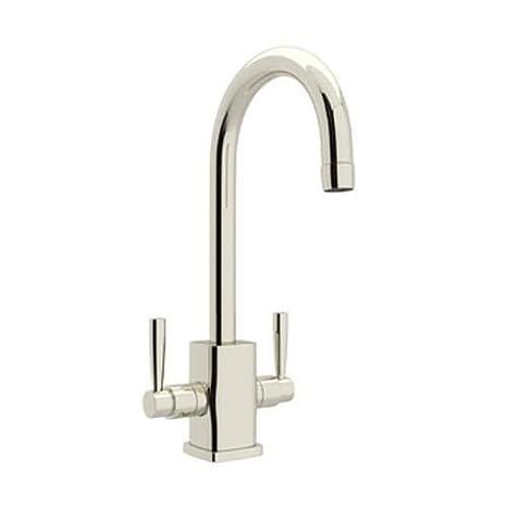 rohl kitchen faucet red valances for windows a 1411 u 4209ls 2 perrin 和rowe bar 水龙头带金属拉杆手柄 水龙头带金属拉杆