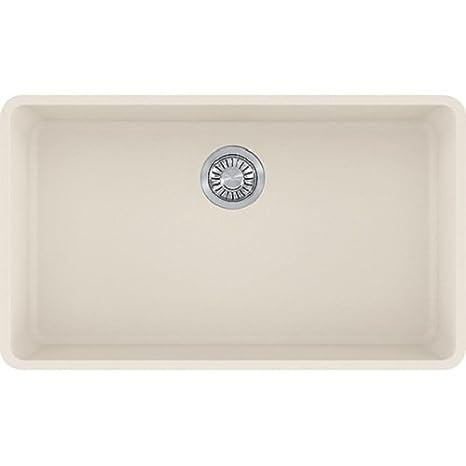 kitchen sink amazon ceiling paint franke kubus granite 嵌入式单槽厨房水槽 亚马逊中国 家居装修 海外购