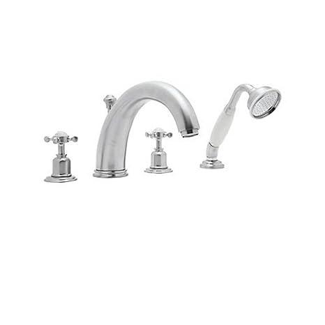 rohl kitchen faucet software a 1411 u 3249 x perrin 和rowe 罗马浴缸水龙头和单速手持花洒a 罗马浴缸水龙头和单速
