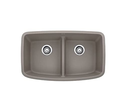 36 inch kitchen sink moen faucets home depot blanco 442197 valea 5 08 cm 双水槽undermount silgranit 厨房水槽带50 36英寸厨房水槽