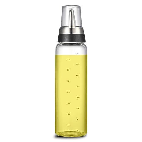 oil dispenser kitchen tools and gadgets gmisun 橄榄油分配器无滴漏油和醋瓶分配油prook 玻璃橄榄油瓶b 10 23 玻璃橄榄油