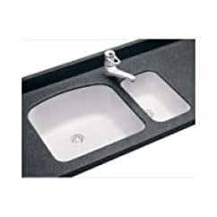 Kitchen Sink Amazon Island With For Sale 水槽 厨房用品 家居装修 亚马逊 Swan Us01711sb 058 27 94cm 长x 44 96cm 宽x 17 75cm 高实
