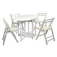 zinc kitchen table electrolux appliances 厨房桌 厨房家具 家居 亚马逊 雅客集 优质实木可折叠 餐桌椅会 变小