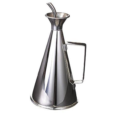oil dispenser kitchen retractable faucet la paella 不锈钢无滴油分配器银色小号oc nd4 亚马逊中国 厨具 海外购
