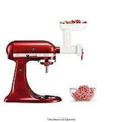 Kitchen Aid Mixer Attachments Remodel Cincinnati 搅拌 榨汁 食品处理 厨房电器 小家电 亚马逊 Kitchenaid 厨房帮手fga 食物研磨附件适配立式搅拌机