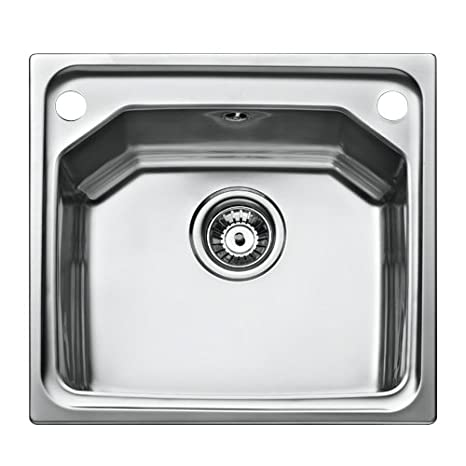 single bowl stainless kitchen sink floor tile ideas teka 不锈钢厨房水槽单碗水槽抛光teka expression 45 s cn 12126021
