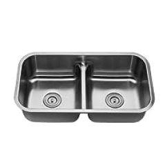 Ss Kitchen Sinks Kitchens With Islands 第5页 1600元左右的水槽推荐 品牌销量排行 慢慢买手机版 Lenova Ld 01 18 号不锈钢专业双碗厨房水槽 81 28
