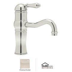 Rohl Kitchen Faucet Moen Pull Out A3671lmpn 2 乡村浴室水龙头 带金属手柄 抛光镍 价格报价