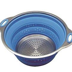 Traveling Kitchen Blanco Meridian Semi Professional Faucet 帆船旅行厨房工具蓝色silicone Colander Cominhkpr151380 亚马逊中国