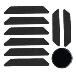 Kitchen Gel Mats Design Bangalore Ogori Rug Gripper 防滑贴纸地毯垫带防卷 多用途可重复使用无残留凝胶 多用途可重复