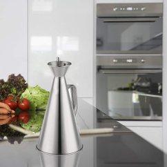Oil Dispenser Kitchen Refrigerator For Small Gmisun 油分配器不锈钢橄榄油罐486 89 毫升经典无滴油瓶防漏油壶适用于 毫升经典无滴油瓶防漏油壶适用于厨房及烧烤 厨具 亚马逊中国