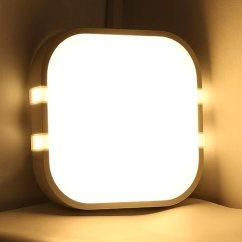 Kitchen Ceiling Lights Gadgets Stores Led 天花板灯天花板灯厨房浴室卧室客厅办公室休息室3000k 7s 45 45cm 24w