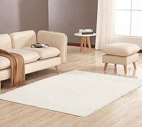 kitchen rugs amazon salvaged cabinets for sale yofan 2 3 英尺x 5 英尺现代沙格区域地毯 超软客厅 卧室 厨房地毯
