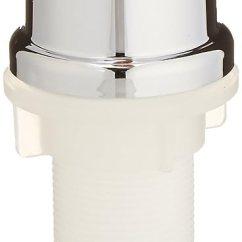 Rohl Kitchen Faucet Extendable Table Ls650ceapc Escutcheon 板 仅适用于ls650c 国家皂液 乳液分配器和 乳液分配器