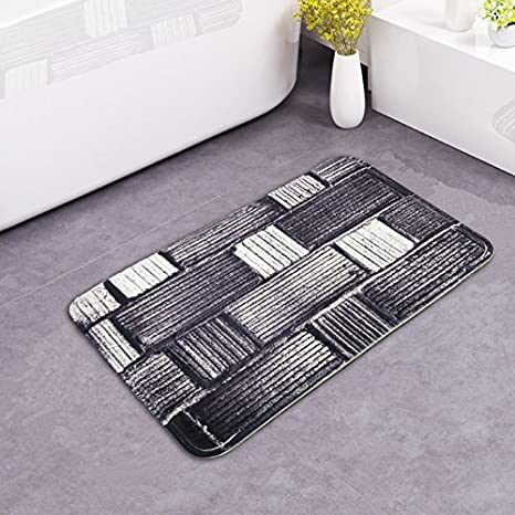 kitchen rugs amazon tiles designs pauwer 厨房地毯防滑可水洗脚垫厨房地毯吸水浴室地毯适用于浴室现代 厨房地毯防滑可水洗脚垫厨房地毯吸水浴室地毯适用于