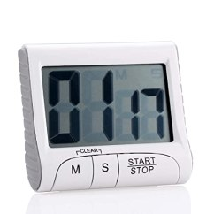 Digital Kitchen Timers Hotel Suites With 数字厨房计时器 烹饪计时器 Count Down Up On Off 开关
