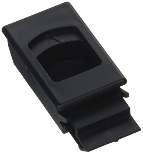 kitchen cabinet latches remodels on a budget uxcell 橱柜柜内部塑料拉钮扣锁 黑色 价格报价图片 亚马逊
