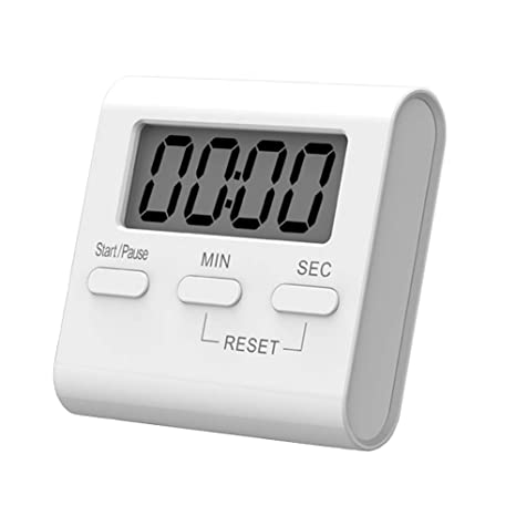 digital kitchen timers backsplash tile 数字厨房计时器 大型显示烹饪计时器 支架和磁性背衬 计数小 供烹饪