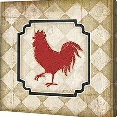 Kitchen Art Prints Table Island Combo Printart Gw Pod 48 Jp4669 24x24 乡村厨房屋顶iii 由jennifer Pugh Quot