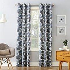 Grommet Kitchen Curtains Macy Table Sets 第48页 窗帘 窗纱比价选购 窗纱推荐哪个好 慢慢买手机版 918 天体索环窗帘板镍灰色48