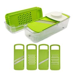 Kitchen Food Slicer Condo Remodel Mandoline 切片机 食品切片机 蔬菜切片机 奶酪切片机 优质不锈钢刀片