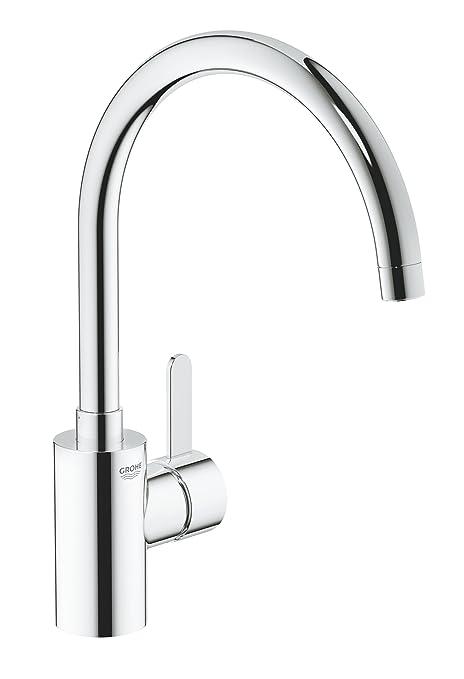 grohe concetto kitchen faucet mini appliances 高仪欧瑞士达都市型厨房龙头 高出水嘴 可旋转 32843000 可