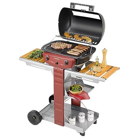 campingaz kitchen modern table and chairs 205542 钢制燃烧器烧烤炉 带微火焰 价格报价图片