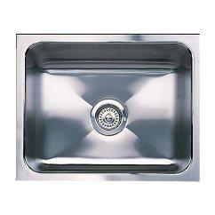 Deep Kitchen Sink Tile Backsplash For Blanco 440290 Magnum 单水槽不锈钢厨房水槽带22 9 Cm 深 价格