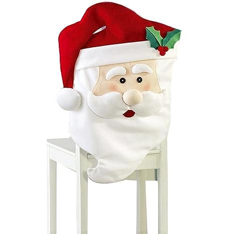 kitchen chair slipcovers couch yaosen 圣诞节厨房椅套mr mrs 圣诞老人椅套mr 价格报价图片