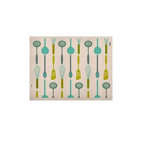 framed prints for kitchens metal frame outdoor kitchen kess inhouse afe 图片 厨房用具 橄榄色插图kess naturals 帆布印刷品