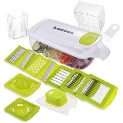 Kitchen Food Slicer Chair Pads With Ties Pro 蔬菜切碎刀刀刀 更强的蔬菜切片机dicer Mandoline 多食品蔬菜切碎