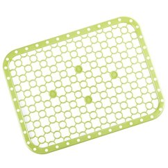 Kitchen Sink Mats Bamboo Floor Mat 日本进口厨房 水槽垫 防摔防堵塞可沥水树脂水槽垫水槽沥水网餐具防摔 防摔防堵塞可沥水树脂水槽垫
