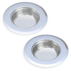 Kitchen Sink Strainers Cork Flooring 水槽过滤器 厨房水槽排水管 不锈钢 封面垃圾处理过滤器 厨房 封面垃圾处理过滤