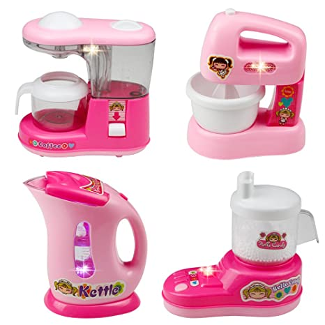 child kitchen set trim 儿童厨房套装家用迷你装置fajiabao 厨房玩具套装household appliance 厨房玩具套装模型