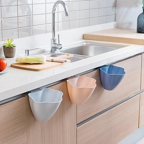 tall kitchen bin aid electric kettle 北欧三色三件装 yandex 创意橱柜垃圾桶厨房多功能悬挂式花朵形垃圾收纳 创意橱柜垃圾桶厨房多功能